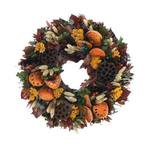 Barn Autumn Wreath
