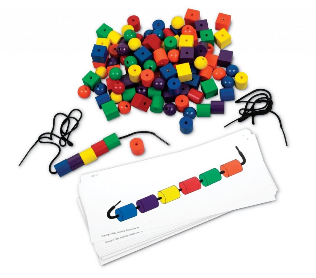 Lacing Beads
