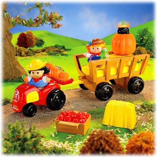 Little People Hayride
