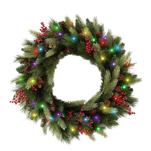 in the kitchen with kp 20 holiday wreaths to decorate your. Black Bedroom Furniture Sets. Home Design Ideas