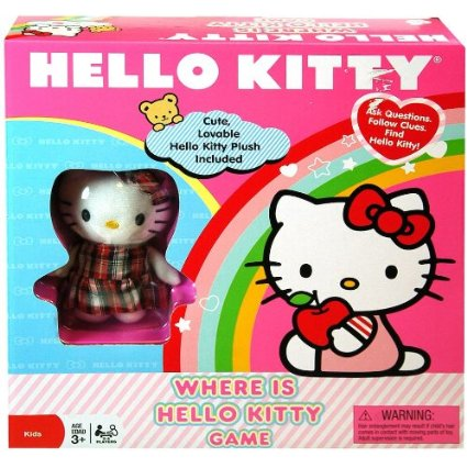 find hello kitty games