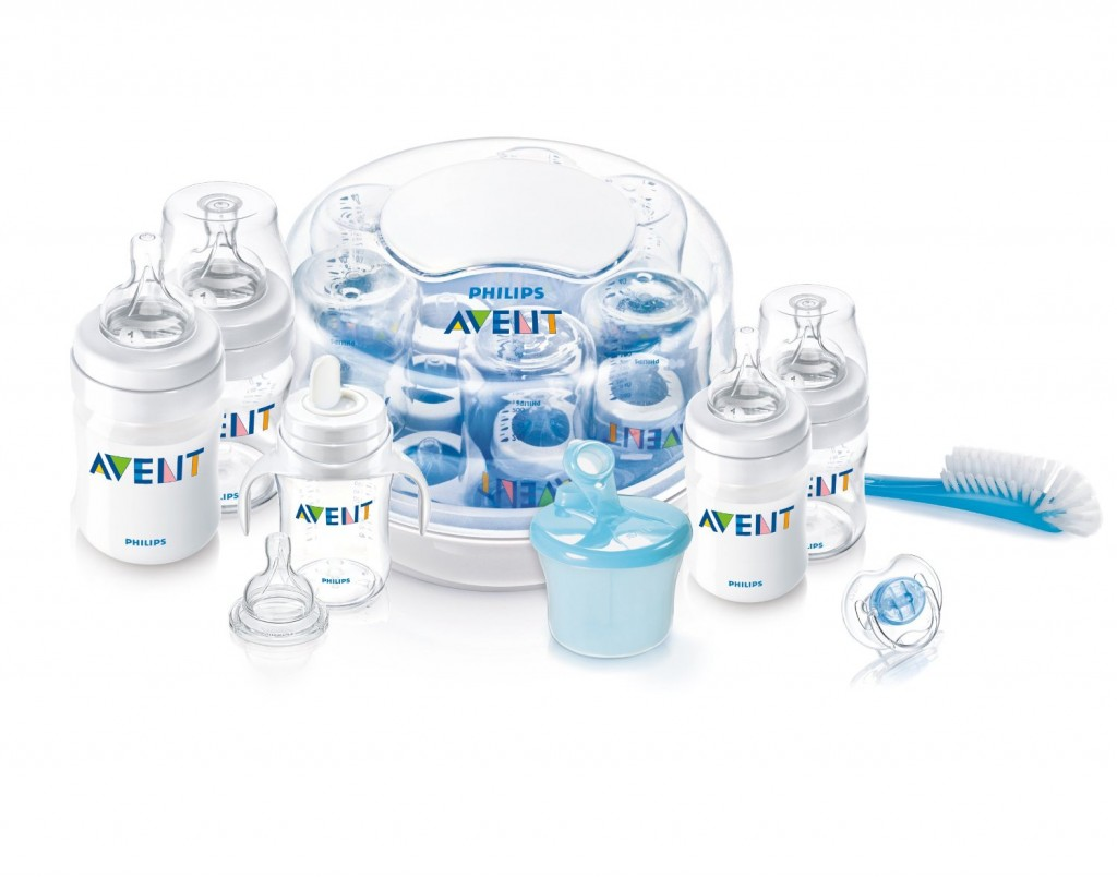 Avent Baby Bottle Gift Set