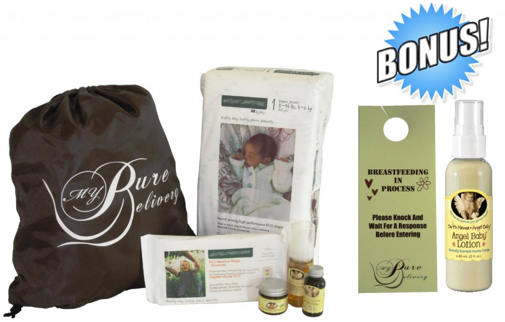Prepacked Hospital Bag Gift Set