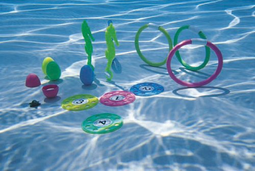 Water Gear Deluxe  Pool party toys for kids| My Kids Guide