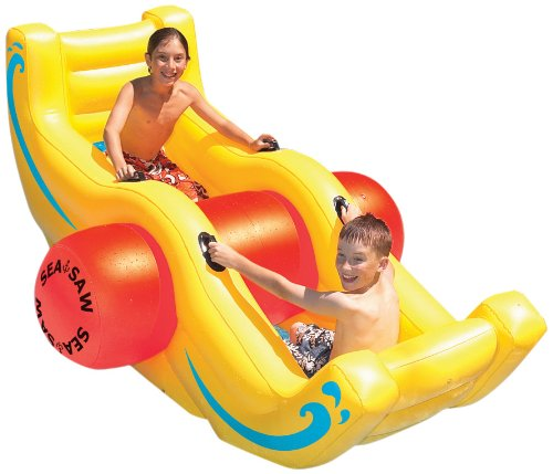 Sea Saw Rocker  Pool party toys for kids| My Kids Guide