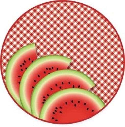 Watermelon Plates
