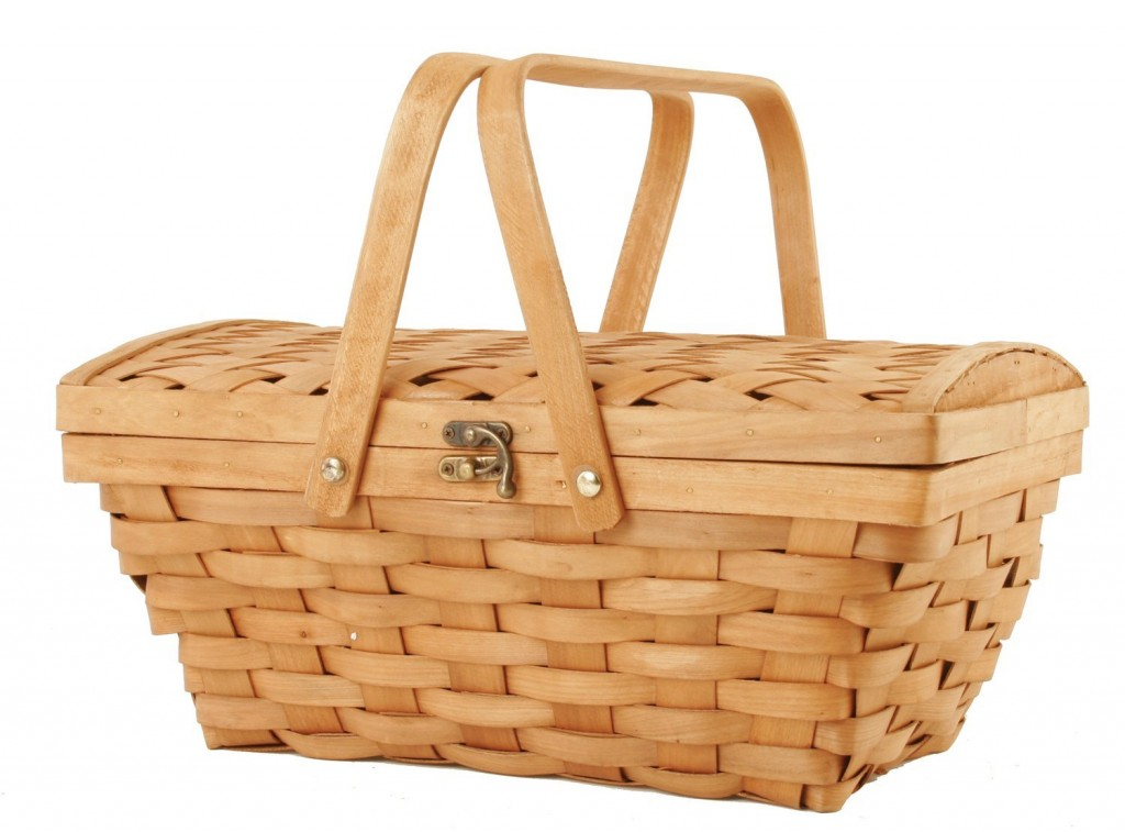 Picnic Basket Family & Friends Summer Picnic for Under $100