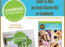 Be a Good Cookie in 2016! #Cookies4Kids #BeAGoodCookie
