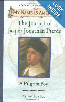 America and the Journal of Jasper Jonathan Pierce.