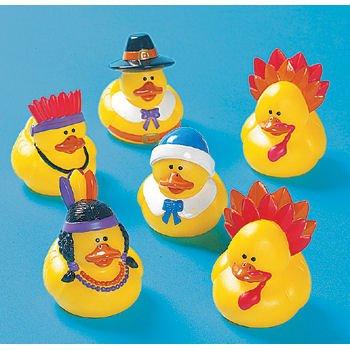 Thanksgiving Ducks