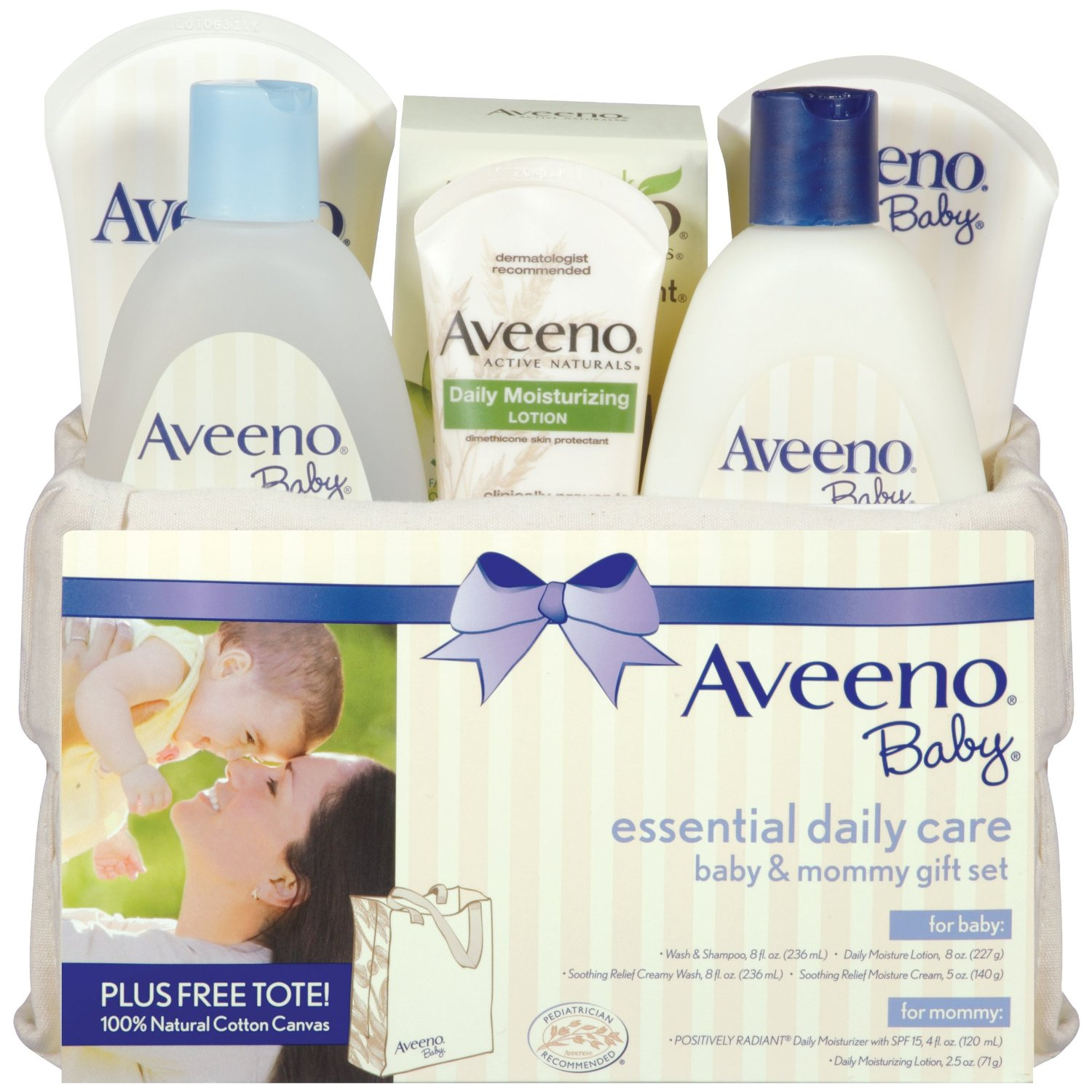 Aveeno Baby and Mother Gift Set